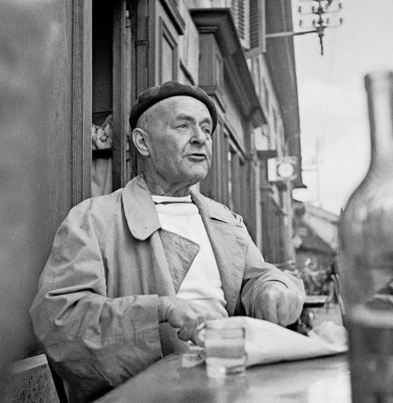 Charles-Albert Cingria (1883-1954)