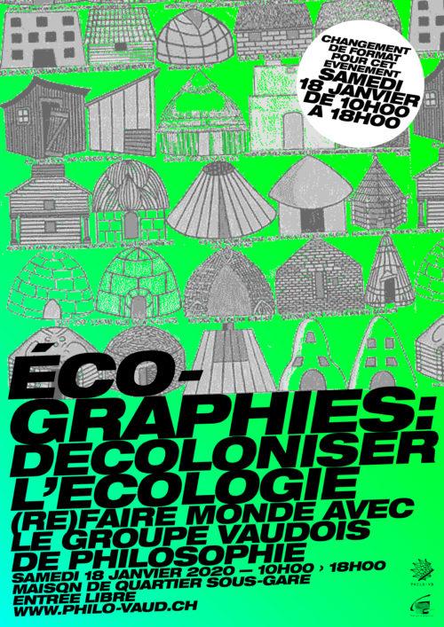 Eco-graphies : décoloniser l'écologie
