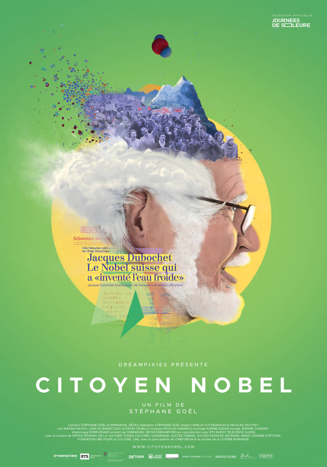<h4>Citoyen Nobel (annulé)</h4>