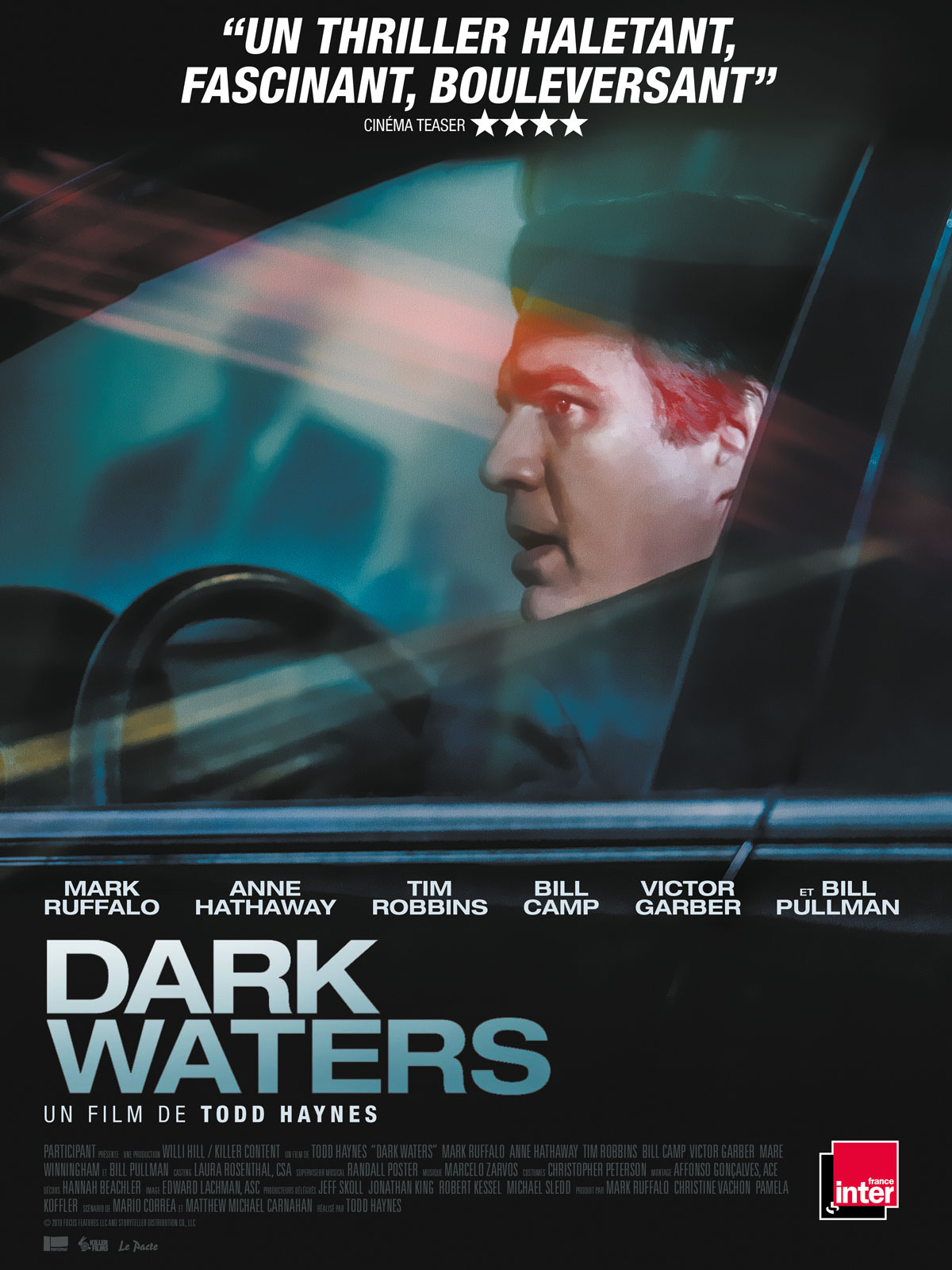 <H4>Dark Waters<br> Annuler</H4>