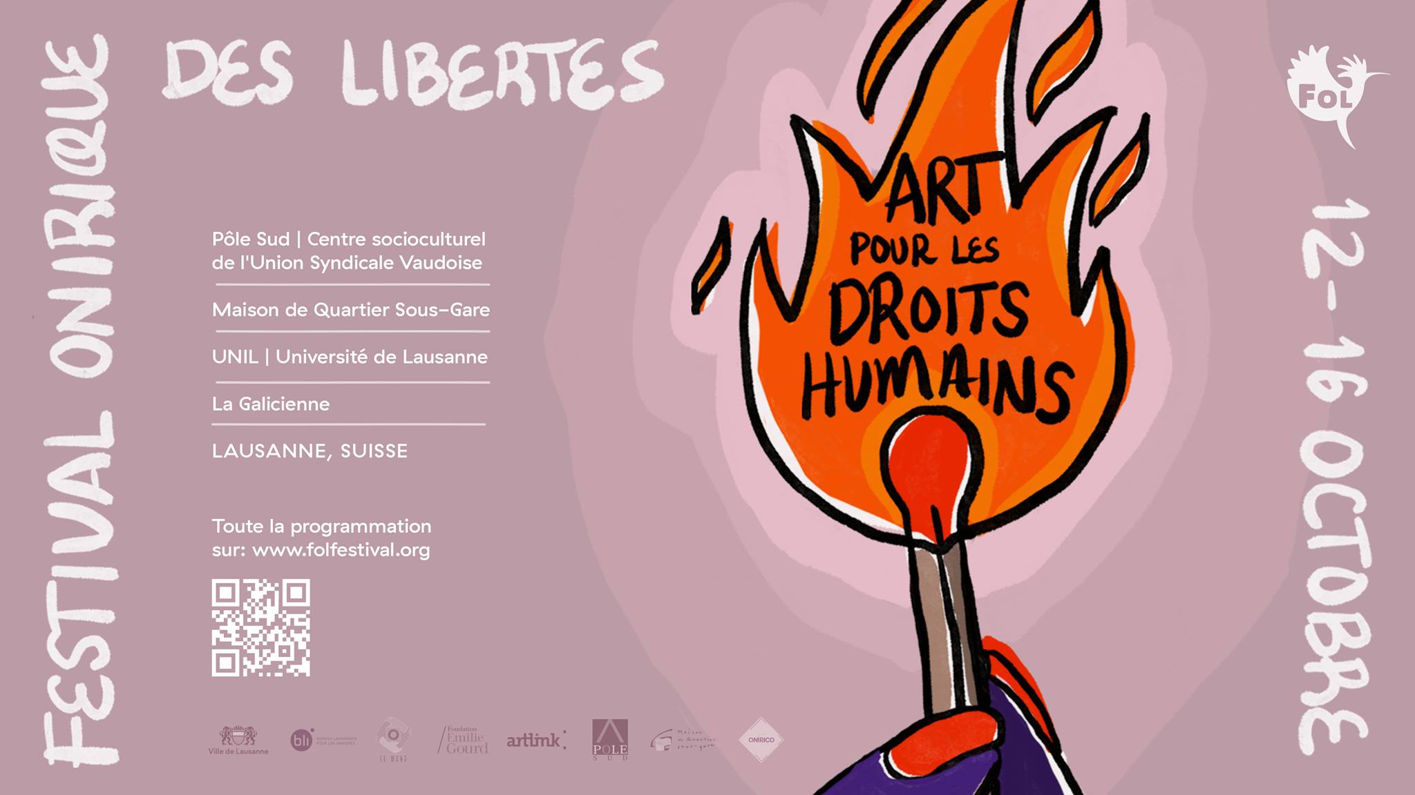 Festival Onirique des Libertés 2021